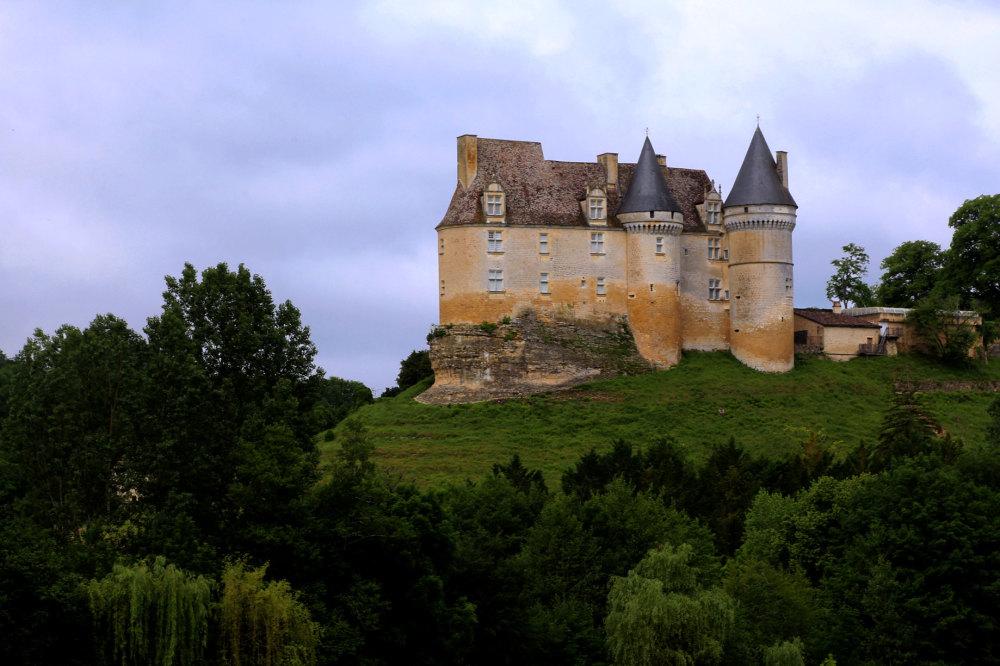 Le chateau de Bannes