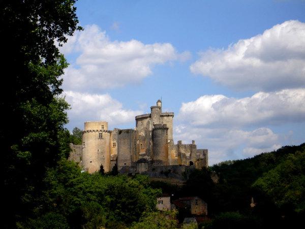 Le chateau fort de Bonaguil