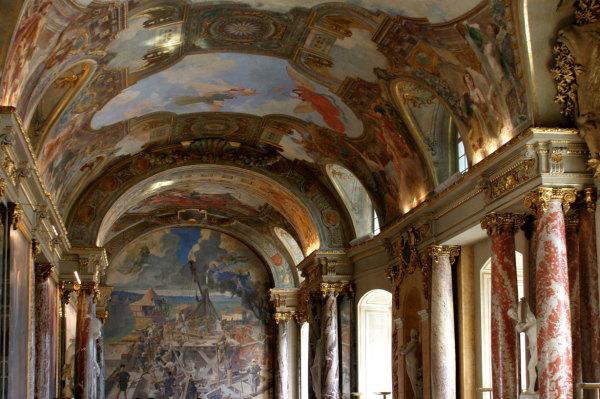 La salle des mariages du Capitole