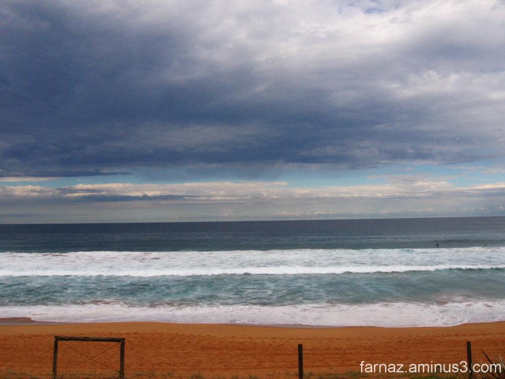 Sydney  Beach  Sahel  ساحل