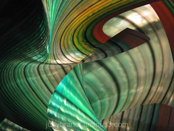 Emerald stripe