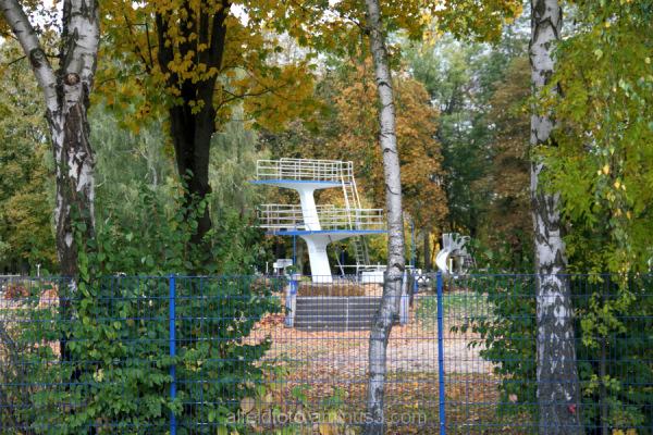 Freibad in Elze im Leinebergland