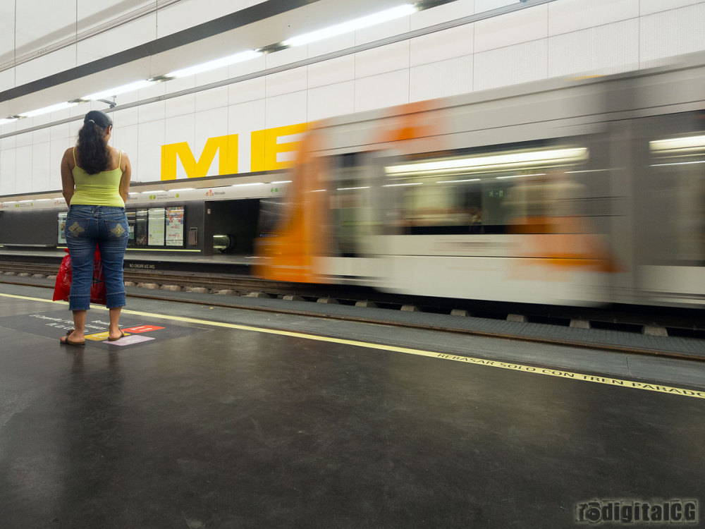 Catching the Tram III