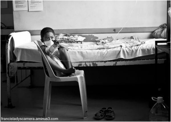 francis tady, kythe, kids with cancer, nch