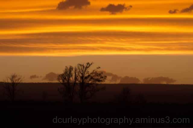 Blanding Sunset