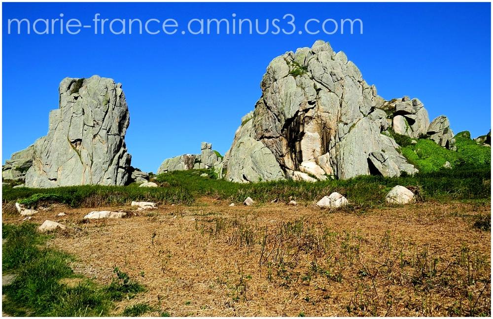 rochers, Bretagne