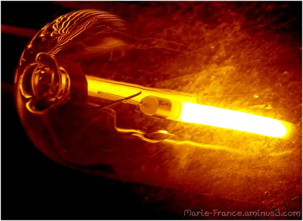 néon, lumière