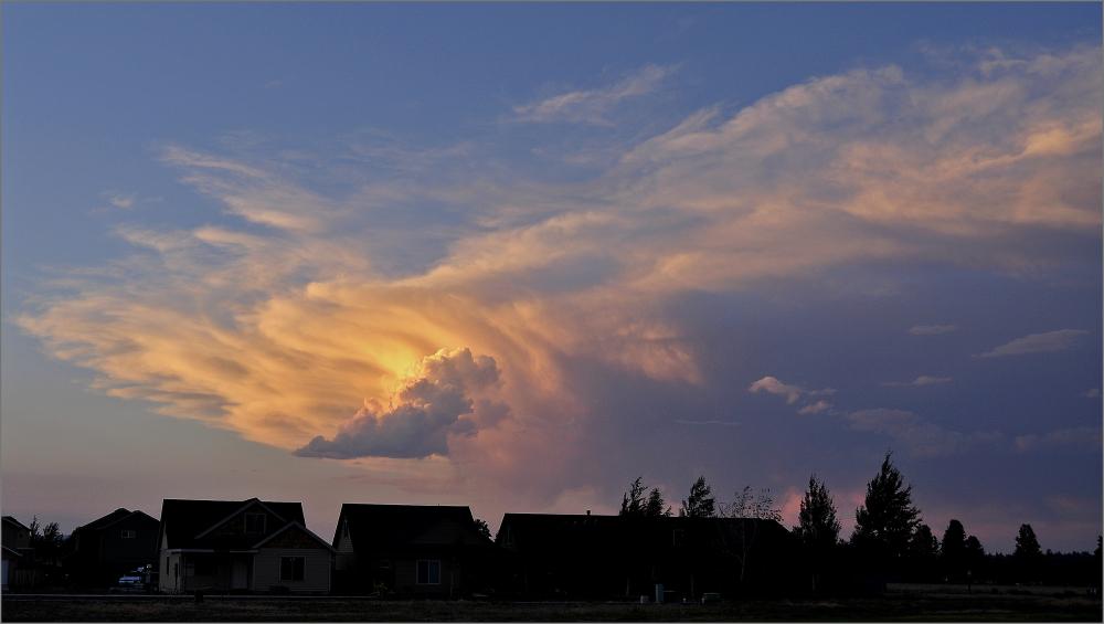 mischievous skies