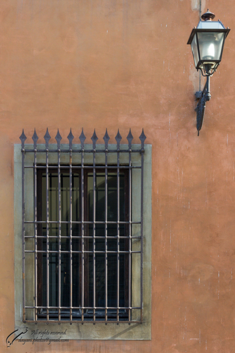 Italian window.
