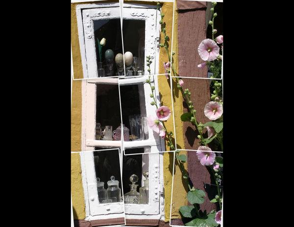 Tasigt Fönster - Broken Window