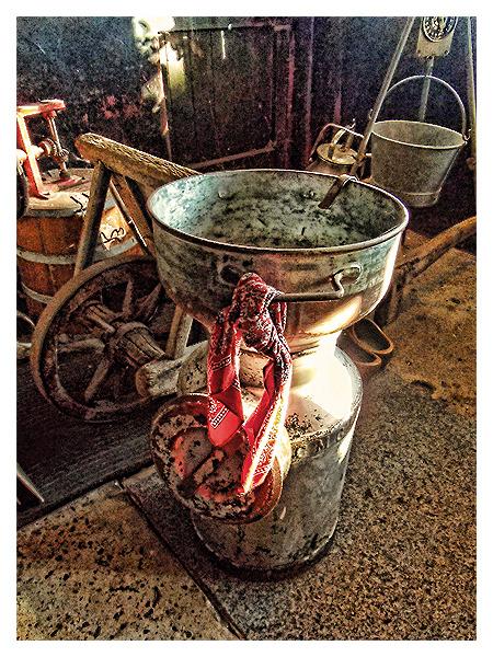 Farm Attributes... In The Barn
