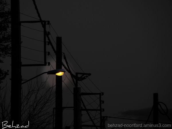 Dark In St Afif Abad