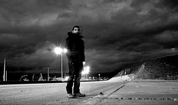 Alone In Road