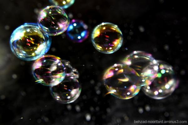 Bubble life زندگی حباب گونه