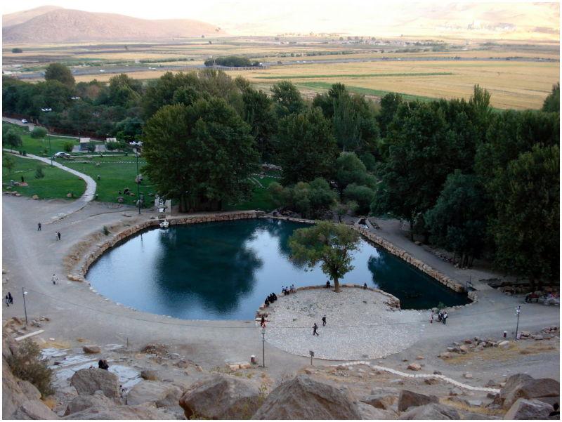 ** Bistooon's Basin **/Kermanshah/Iran