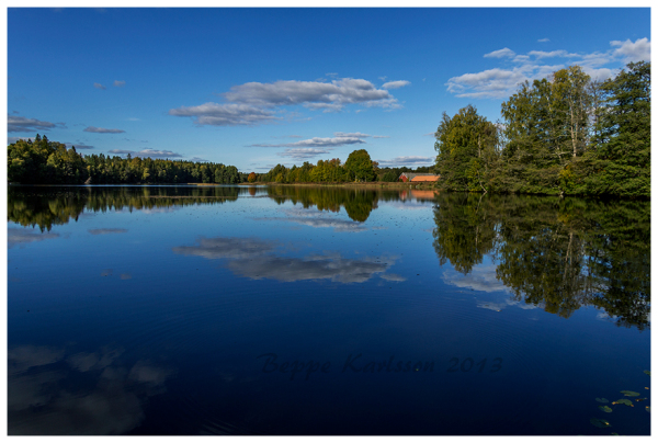 Lake in Småland