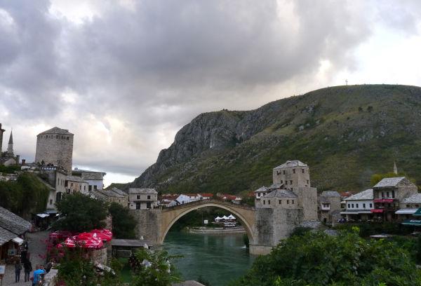 Pont vell de Mostar