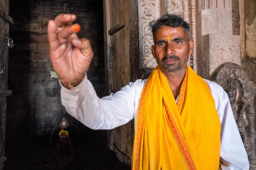 I became an hindu