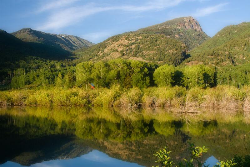 Beaver Lake Colorado by BlindPoet