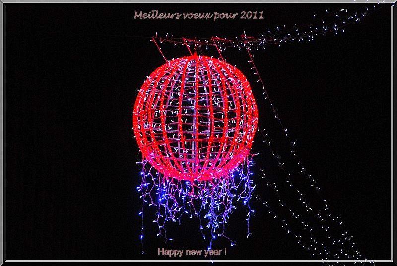 Pour 2011 ...