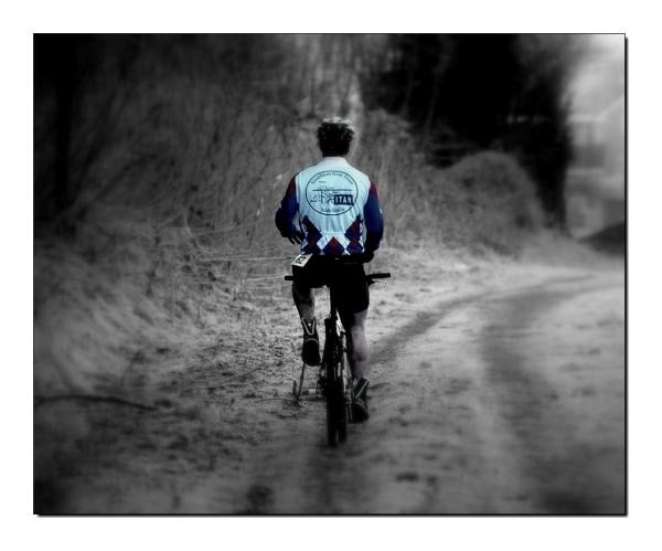Du vélo sans les mains...
