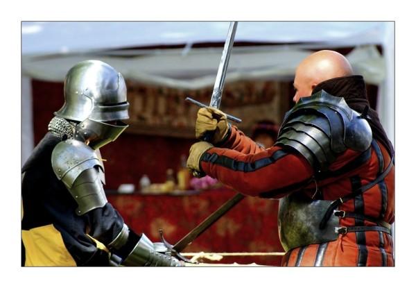 Médiévales de Binche 2012...
