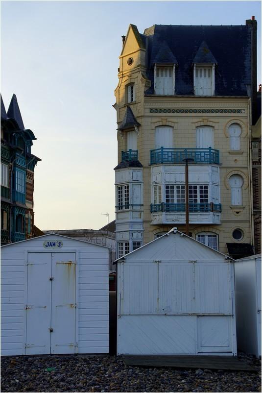 Les cabines de Mers-les-Bains...(3)