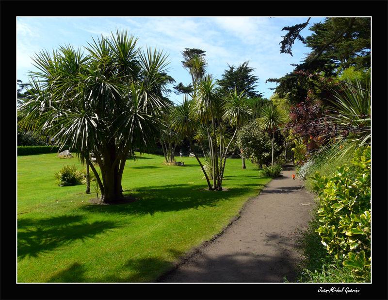 Ile de Batz - Jardin Jacques DeLaselle