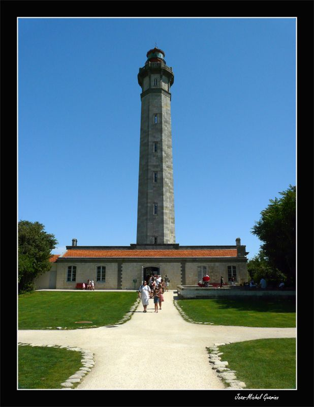 Ile de re Phare des baleines