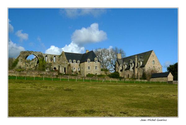 Paimpol bretagne abbaye beauport
