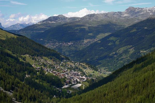 Grimentz Val Anniviers Suisse