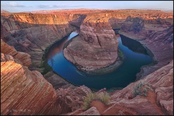 Horseshoe Bend Sunrise, Page AZ