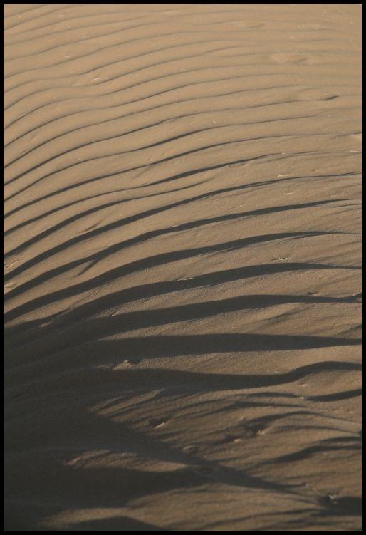 harmonic sand