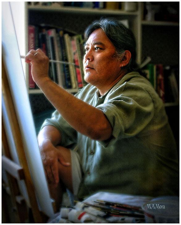 Norris Chee American indian Artist
