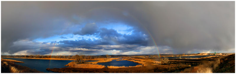 Rainbow Panorama