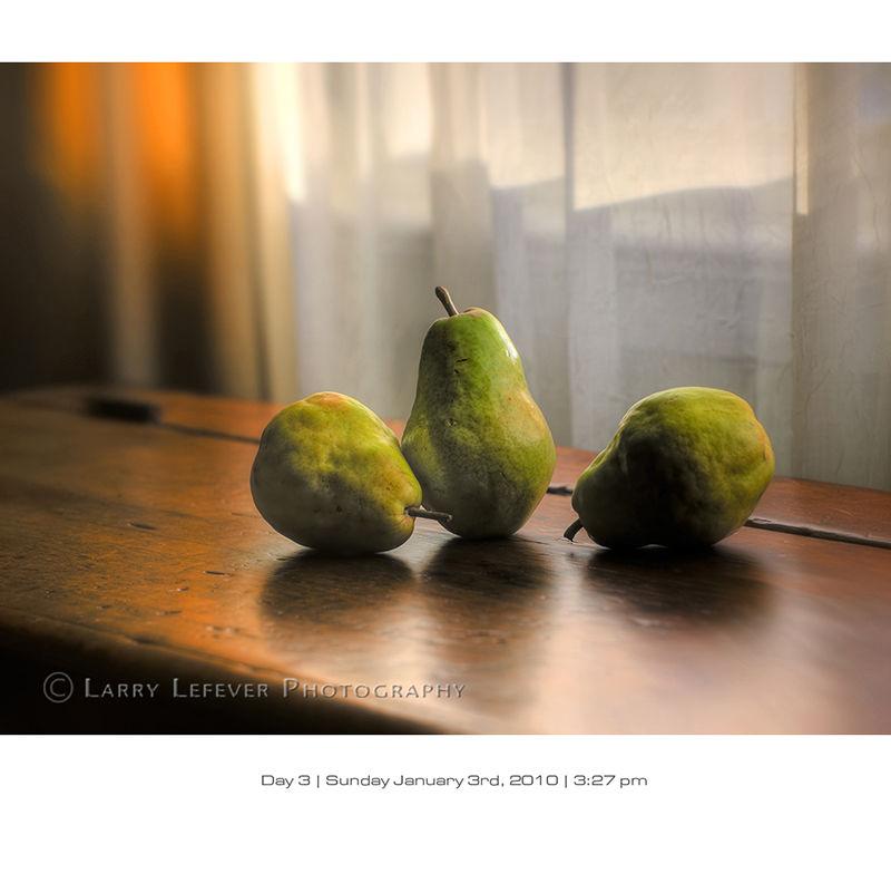 Ubiquitous Pears