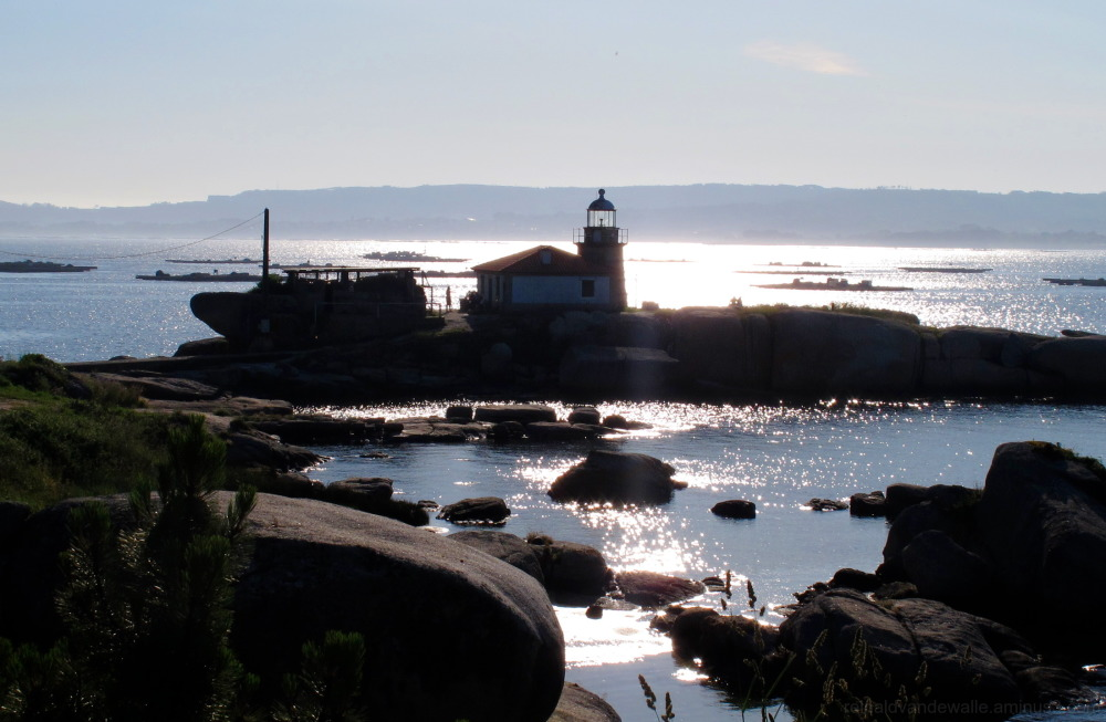 ligthouse with backlight