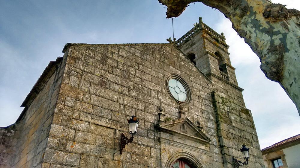 Church in Bouzas