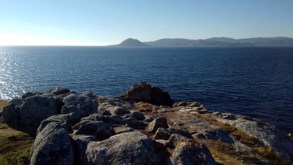 Estuary of Muros and Noia.