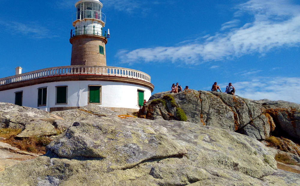 Lighthouse from Corrubedo