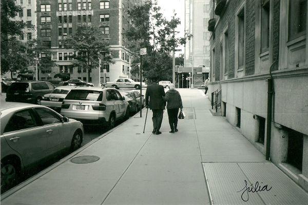 amor em new york