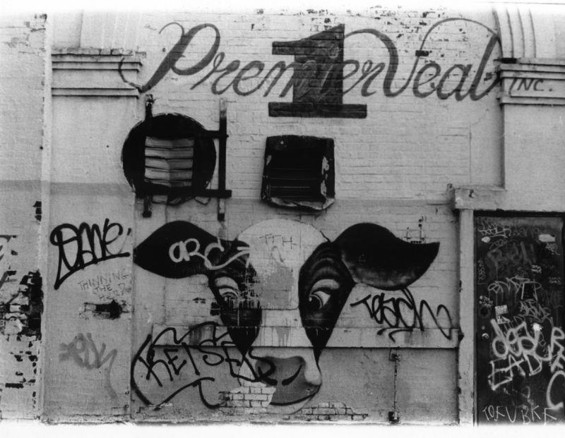 New York Wall #3
