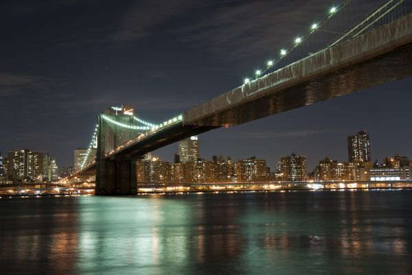 New York - Brooklyn Bridge III
