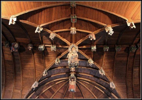 Enclos et chapelles bretonnes 2