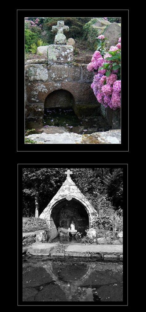fontaine églises bretagne