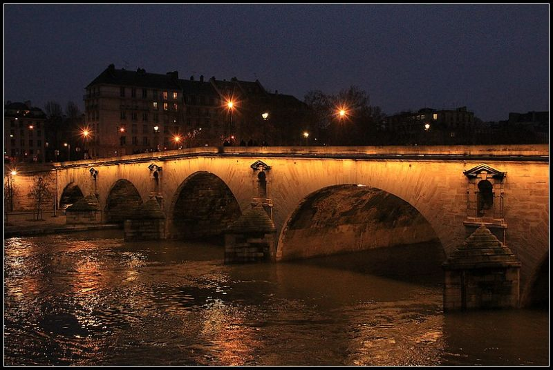 Un pont d'or