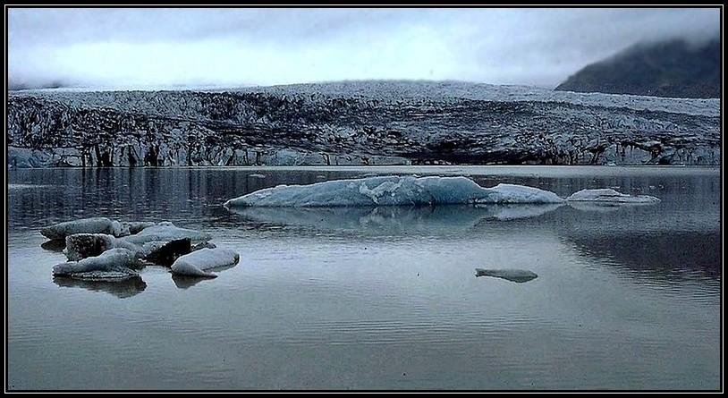 Le Vatnajökull - 3