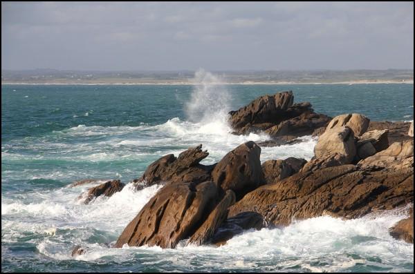 Les rochers de Guénolé ~ 1