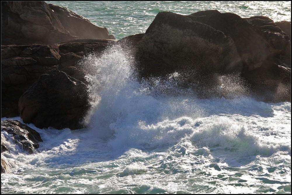 Les rochers de Guénolé ~ 2