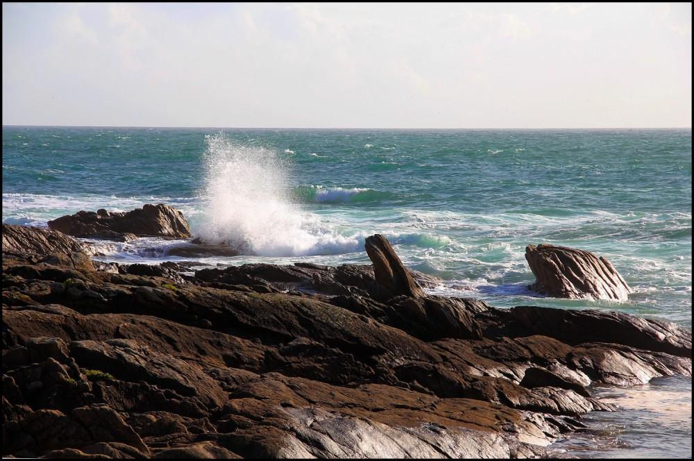 Les rochers de Guénolé ~ 3